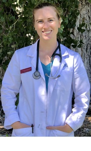 Dr. Caitlin Hunter, DVM